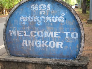Welcome to Angkor!