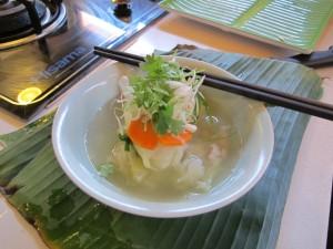 My soup / Ma soupe