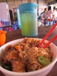 Déjeuner Cambodgien / Cambodian lunch
