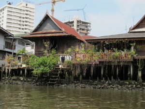 Balade sur les canaux / waterways tour